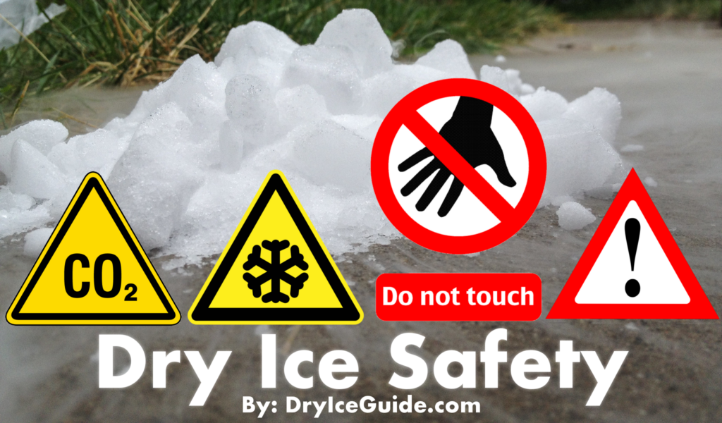 Dry Ice safety intro image by DryIceGuide